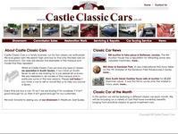 Castle Classic Cars