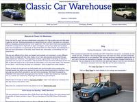 Classic Car Warehouse