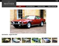 Mather Collectable Motor Cars