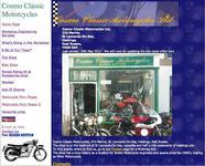 Cosmo Classic Motorcycles Ltd