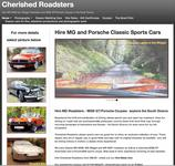 Cherished Roadsters