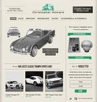 Classic Triumph Sports Cars