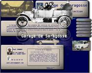 Garage de Saragosse.fr