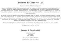 Sevens & Classics LTD