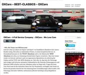 OxCars - Car Acquisition Specialist