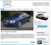 Brendan Conlan Automobiles