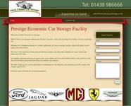 Herts Classic Car Storage Ltd