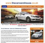 The Carwarehouse