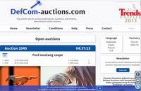 Defcom-auctions