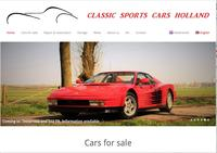 Classic Sports Cars Holland