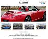 Cameron Sports Cars Ltd image