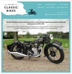 We sell Classic Bikes