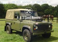 A & J Land Rovers
