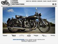 Anson Classic Restorations
