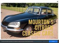 Mourton's Citroen Classic Cars