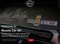 Pilgrim Motorsports - Muscle Car UK