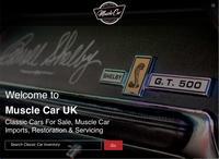 Pilgrim Motorsports - Muscle Car UK  image