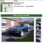 Headfort Classic Cars
