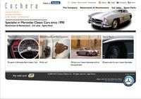 Cochera Mercedes-Benz Classic Car Specialist