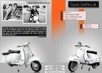 Classic Scooters UK Ltd