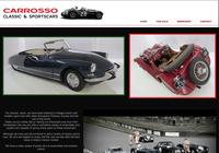 CARROSSO CLASSIC- & Sportscars