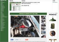 ROBERTSON MODERN & CLASSIC CARS