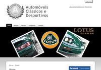 Lendas Vivas – Automóveis Clássicos e Desportivos