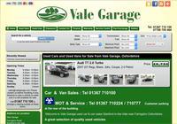 Vale Garage