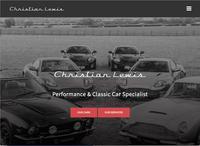 Christian lewis Performance & Classic Cars Ltd
