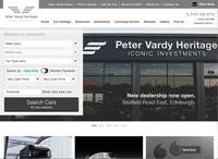 Peter Vardy Heritage