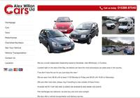 ALEX WILLAN CARS LTD
