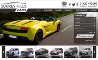 Surrey Hills Cars