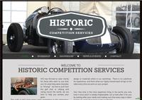 Historic Competition Services image