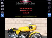 Hugh Adams Motorcycles