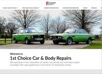 1st Choice Car and Bodyworks Ltd