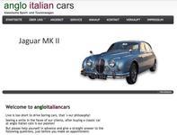 anglo italian cars