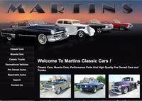 Martin's Used Cars Inc.