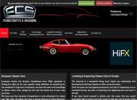 European Classic Car Brokers