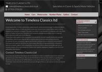 TIMELESS CLASSICS LTD