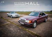 Edward Hall Classic Mercedes