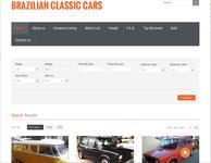 Brazilian Classic Cars