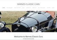 Barnes Classic Cars Limited