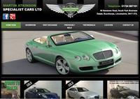 Martin Atkinson Specialist Cars Ltd