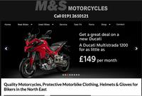 M&S Motorcycles