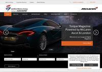 McLaren Ascot