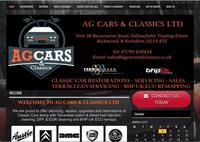 AG Cars & Classics ltd