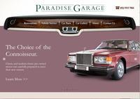 Paradise Garage Classic Cars