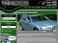 Roger Budden Automobiles
