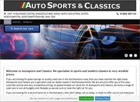 AUTOSPORTS AND CLASSICS