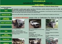 Agricultural & Cross Country Vehicles Ltd